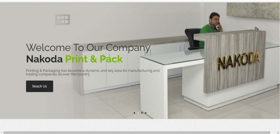 Nakoda Printing  & Pack
