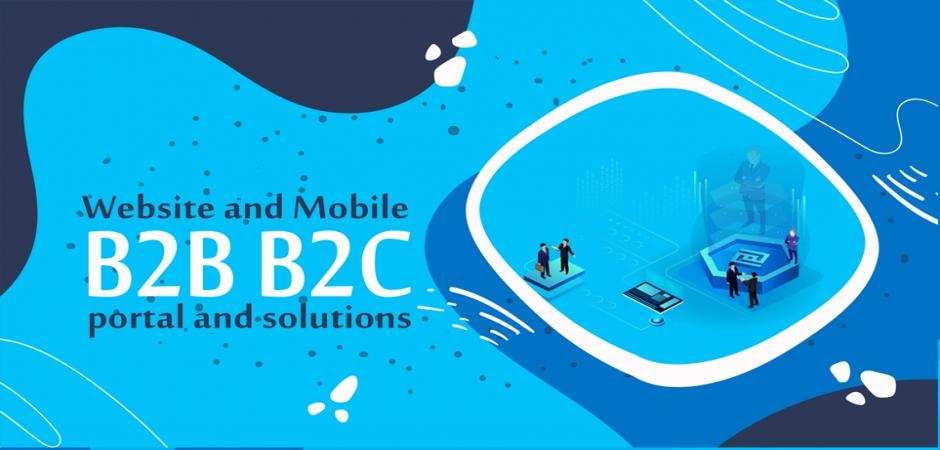 B2B and B2C Portal